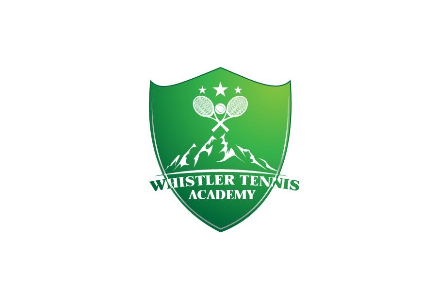 Logo Design by Private User - Entry No. 30 in the Logo Design Contest Imaginative Logo Design for Whistler Tennis Academy.
