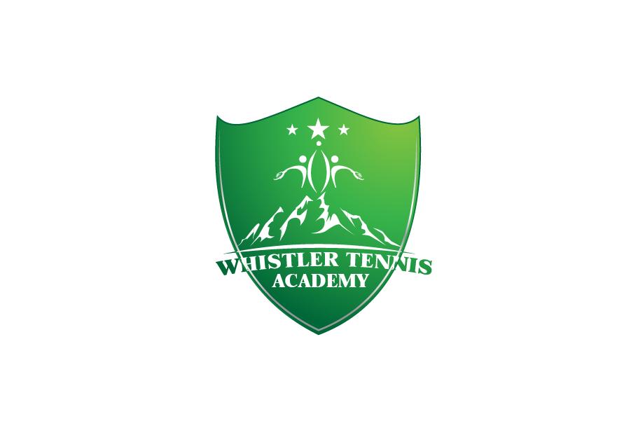 Logo Design by Private User - Entry No. 31 in the Logo Design Contest Imaginative Logo Design for Whistler Tennis Academy.