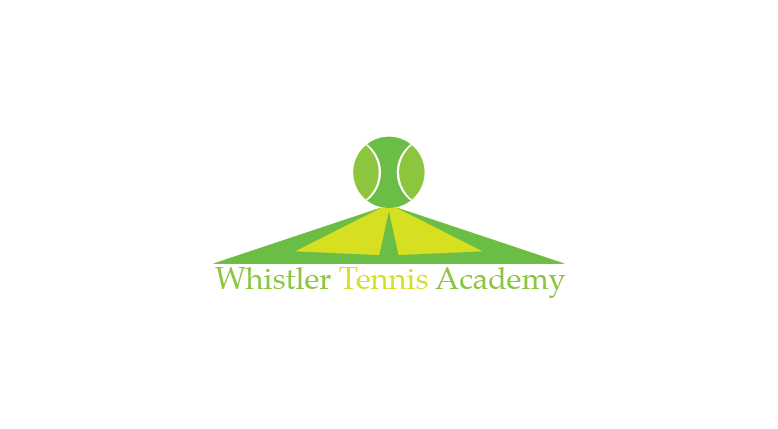 Logo Design by Private User - Entry No. 33 in the Logo Design Contest Imaginative Logo Design for Whistler Tennis Academy.