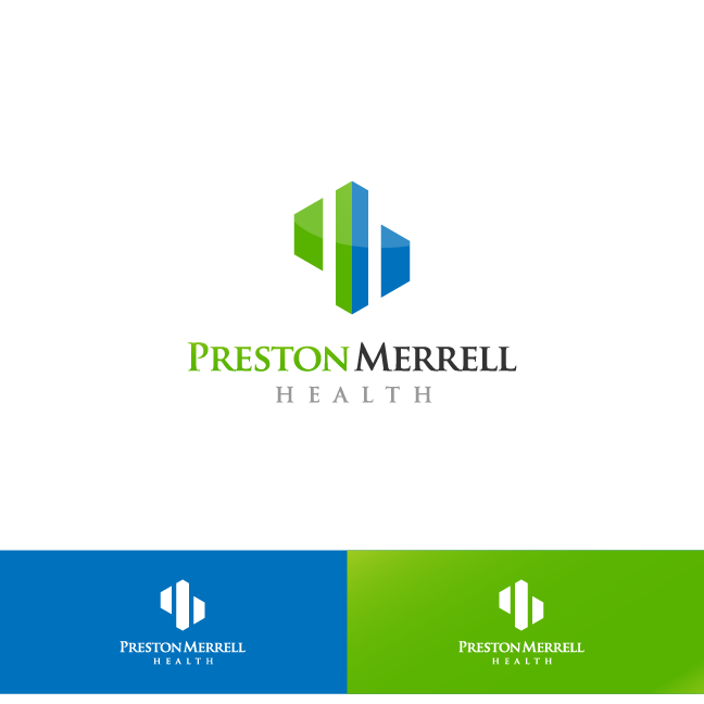 Logo Design by chinie05 - Entry No. 251 in the Logo Design Contest Creative Logo Design for Preston Merrell Health.