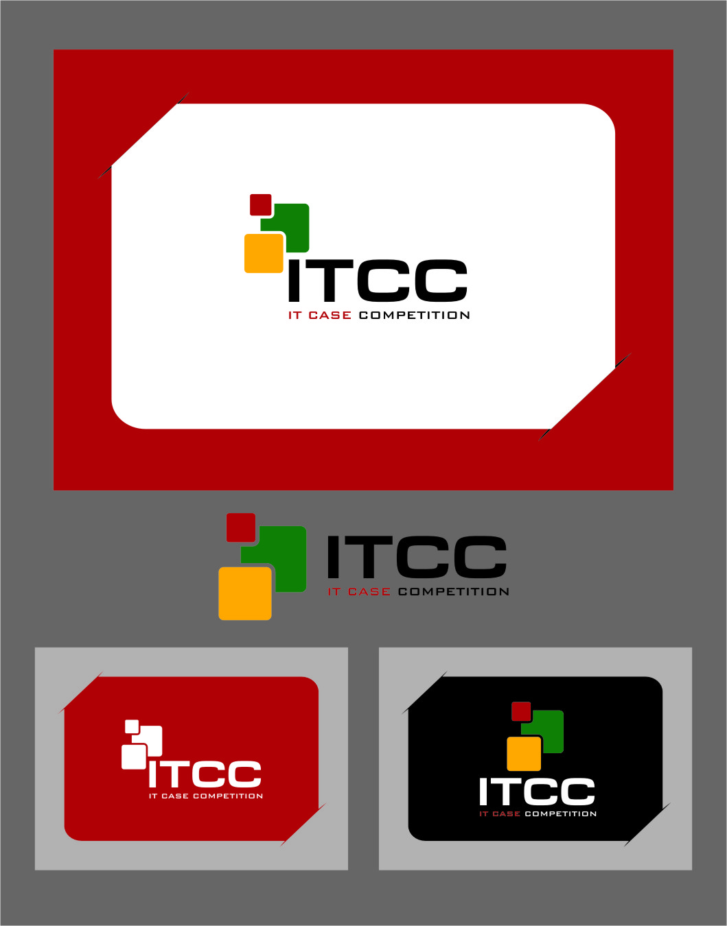 Logo Design by RoSyid Rono-Rene On Java - Entry No. 136 in the Logo Design Contest Inspiring Logo Design for ITCC.