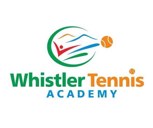 Logo Design by ronny - Entry No. 34 in the Logo Design Contest Imaginative Logo Design for Whistler Tennis Academy.