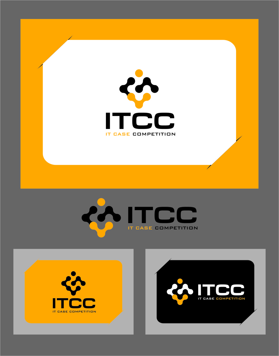 Logo Design by Ngepet_art - Entry No. 138 in the Logo Design Contest Inspiring Logo Design for ITCC.