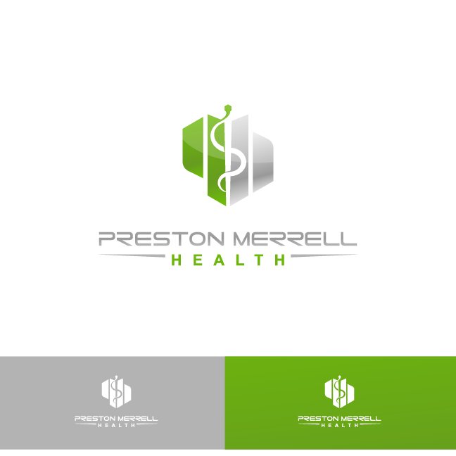 Logo Design by chinie05 - Entry No. 260 in the Logo Design Contest Creative Logo Design for Preston Merrell Health.