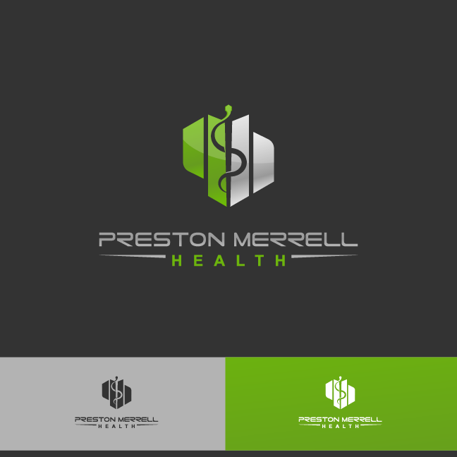 Logo Design by chinie05 - Entry No. 261 in the Logo Design Contest Creative Logo Design for Preston Merrell Health.