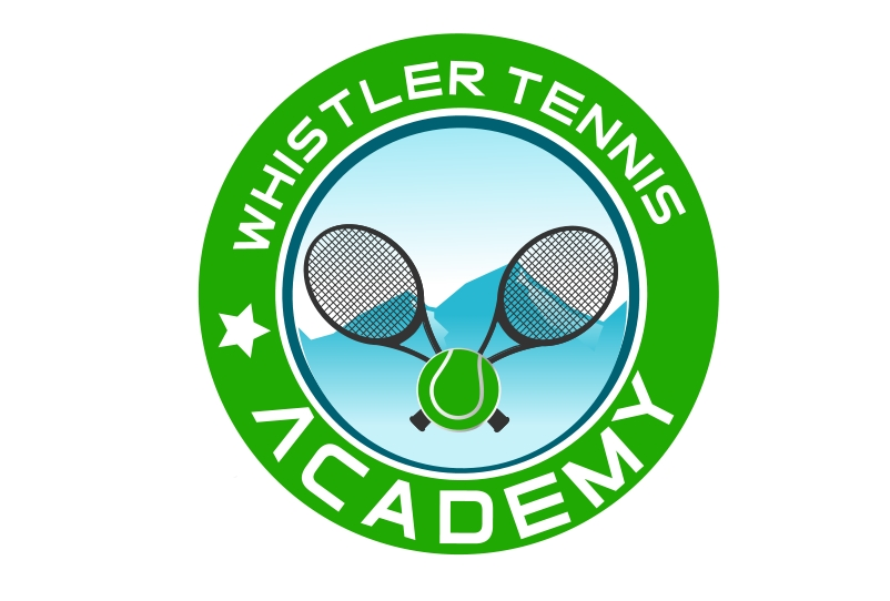 Logo Design by Private User - Entry No. 36 in the Logo Design Contest Imaginative Logo Design for Whistler Tennis Academy.