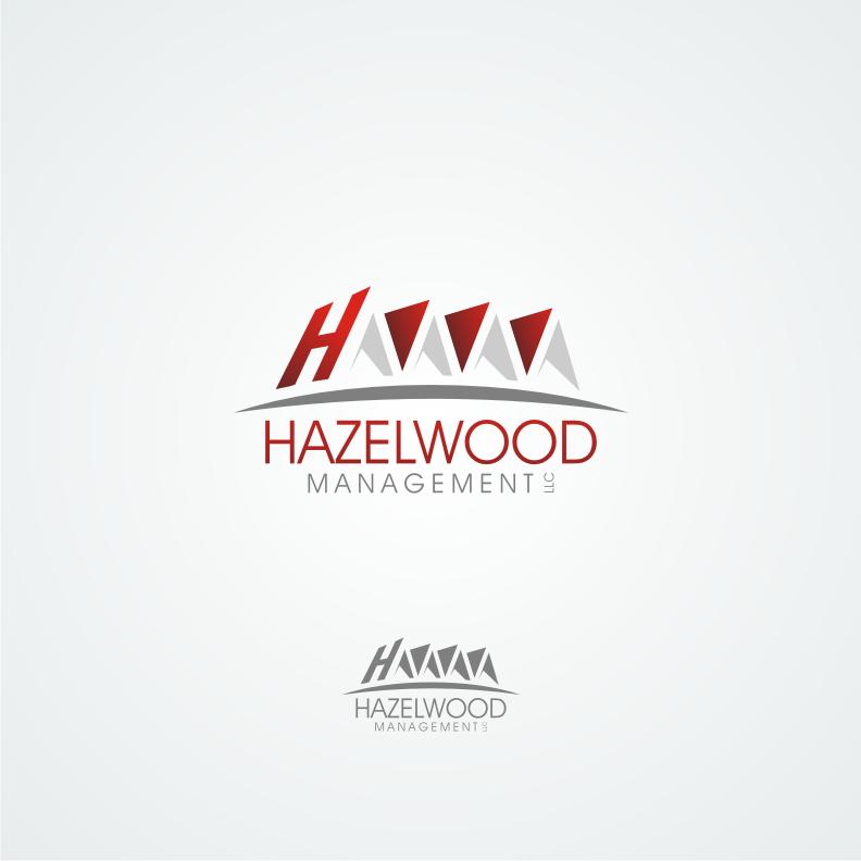 Logo Design by graphicleaf - Entry No. 91 in the Logo Design Contest Hazelwood Management LLC Logo Design.