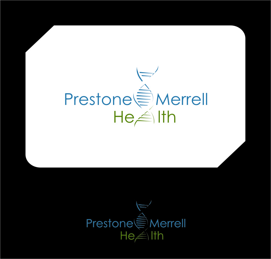 Logo Design by RasYa Muhammad Athaya - Entry No. 265 in the Logo Design Contest Creative Logo Design for Preston Merrell Health.