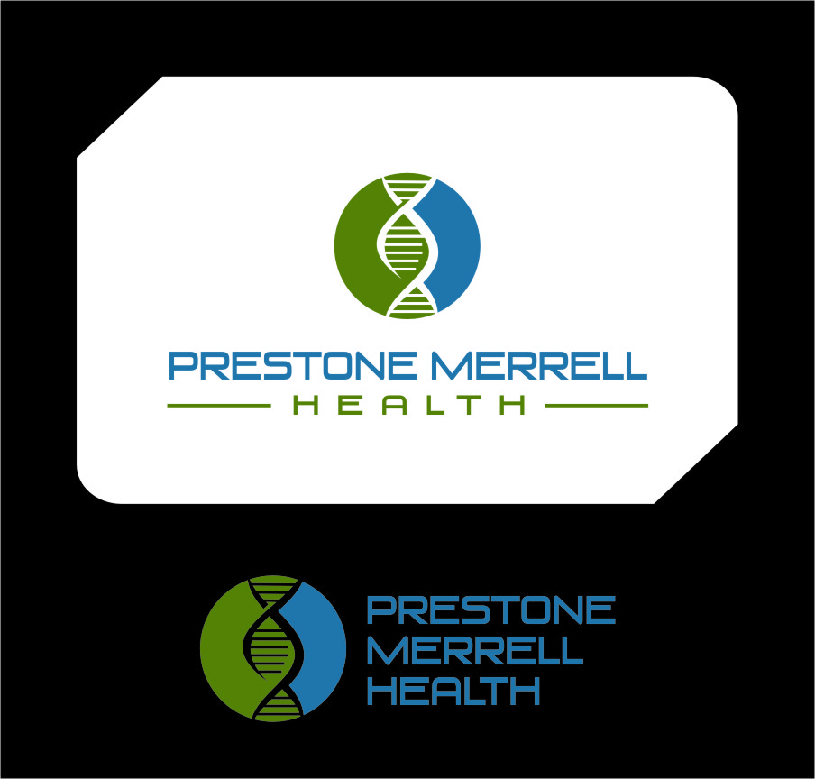 Logo Design by Ngepet_art - Entry No. 275 in the Logo Design Contest Creative Logo Design for Preston Merrell Health.
