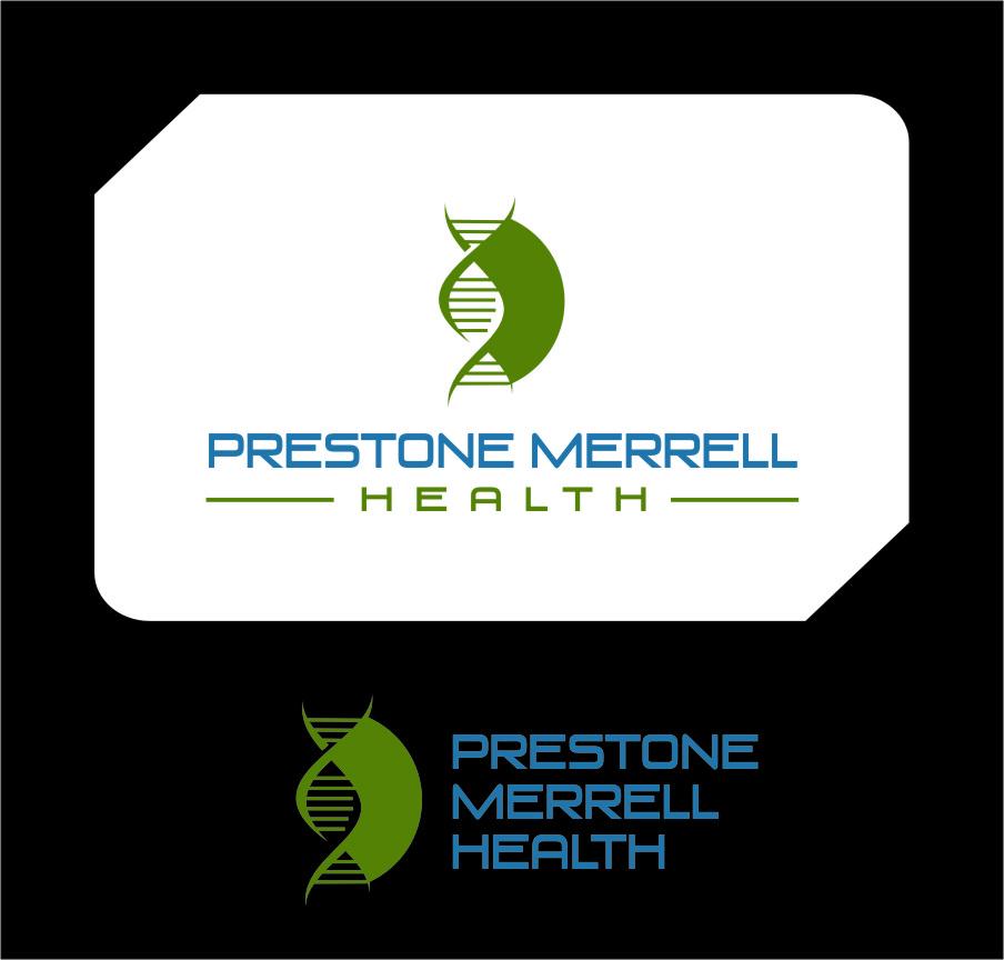 Logo Design by Ngepet_art - Entry No. 276 in the Logo Design Contest Creative Logo Design for Preston Merrell Health.