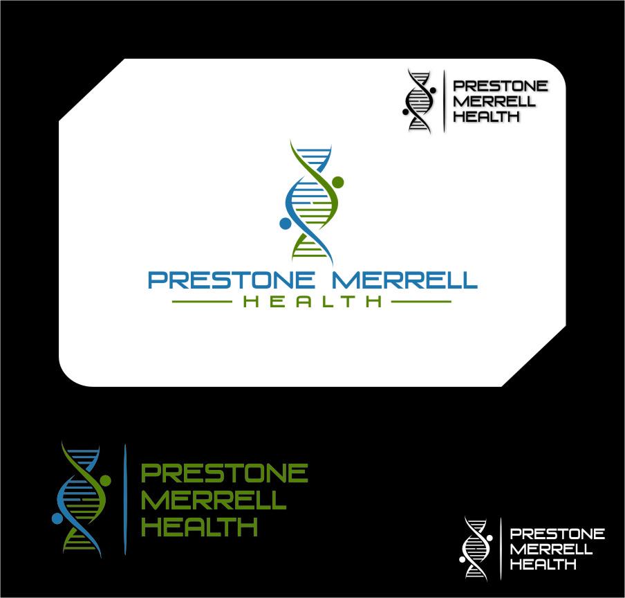 Logo Design by Ngepet_art - Entry No. 277 in the Logo Design Contest Creative Logo Design for Preston Merrell Health.