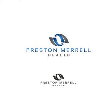 Logo Design by Private User - Entry No. 279 in the Logo Design Contest Creative Logo Design for Preston Merrell Health.