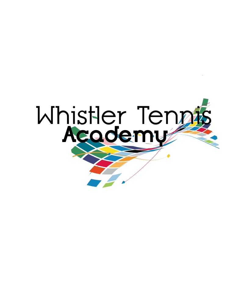 Logo Design by Private User - Entry No. 42 in the Logo Design Contest Imaginative Logo Design for Whistler Tennis Academy.