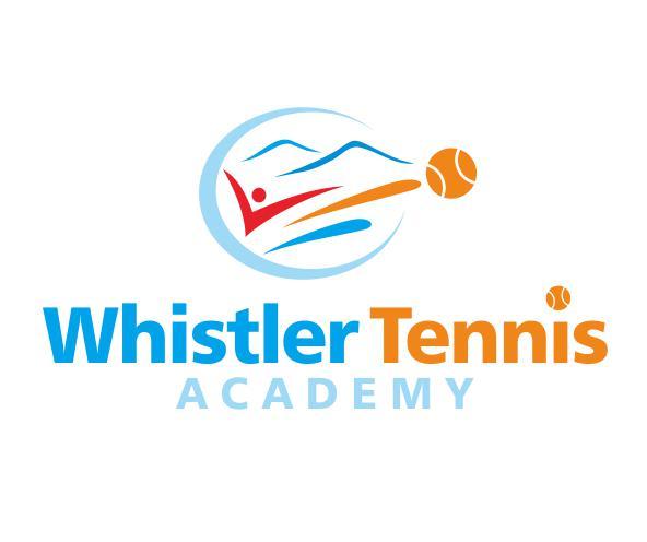 Logo Design by ronny - Entry No. 46 in the Logo Design Contest Imaginative Logo Design for Whistler Tennis Academy.