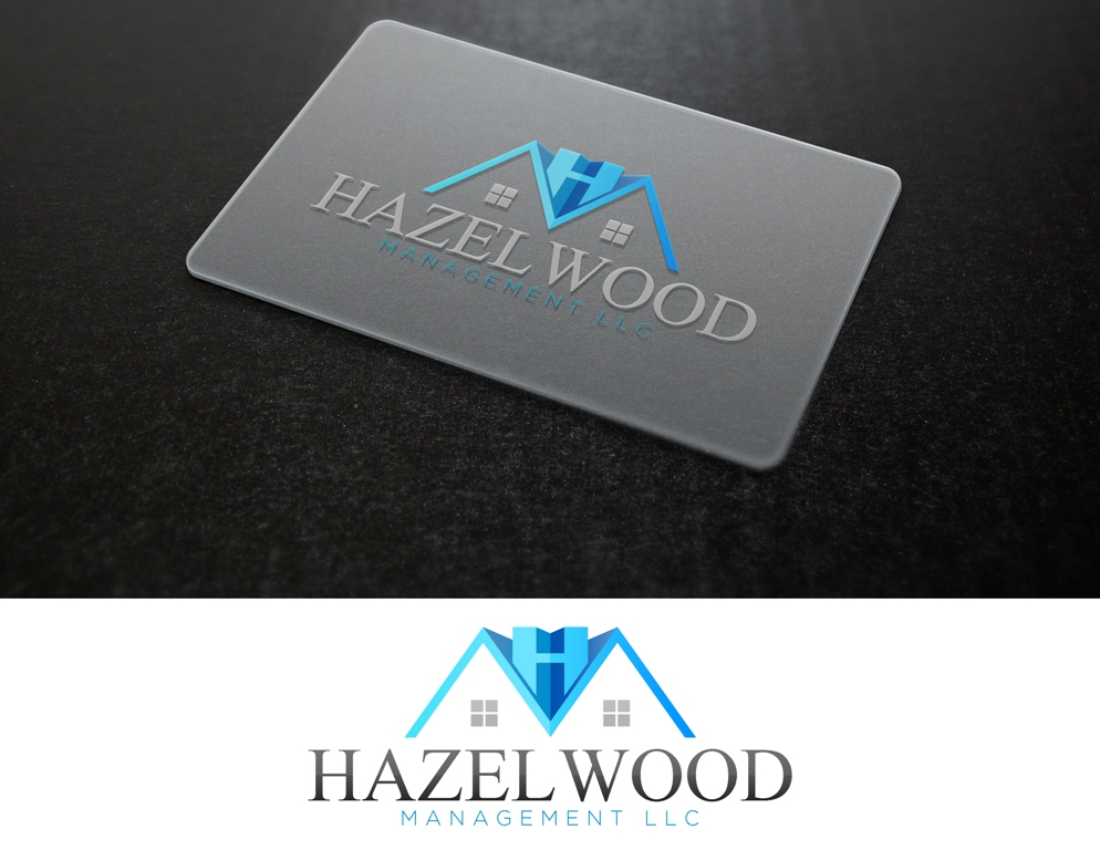Logo Design by Juan_Kata - Entry No. 98 in the Logo Design Contest Hazelwood Management LLC Logo Design.