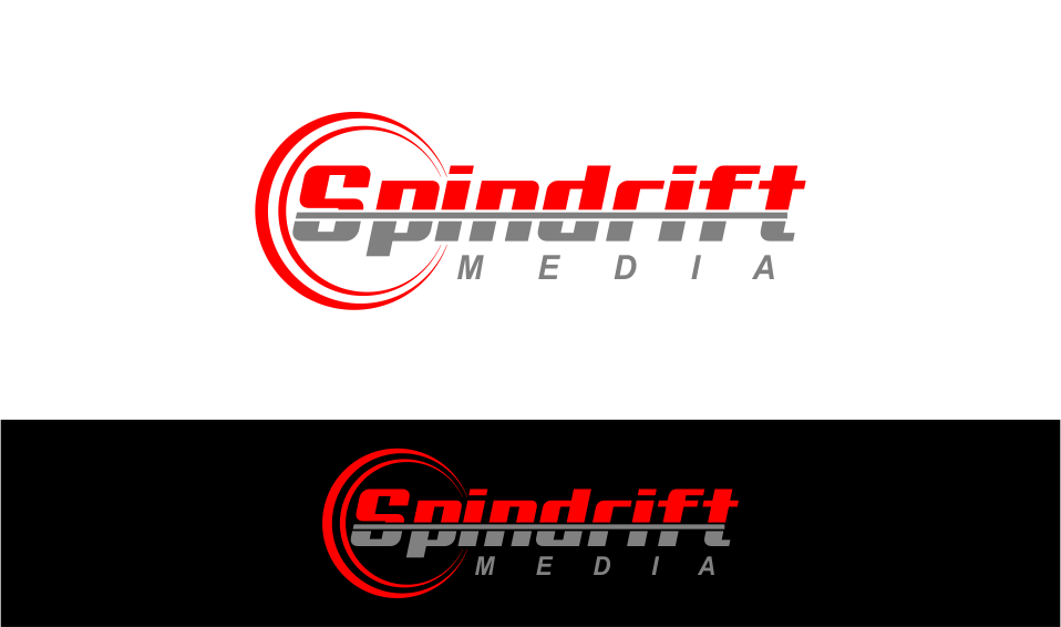 Logo Design by Agus Martoyo - Entry No. 70 in the Logo Design Contest Inspiring Logo Design for Spindrift Media.
