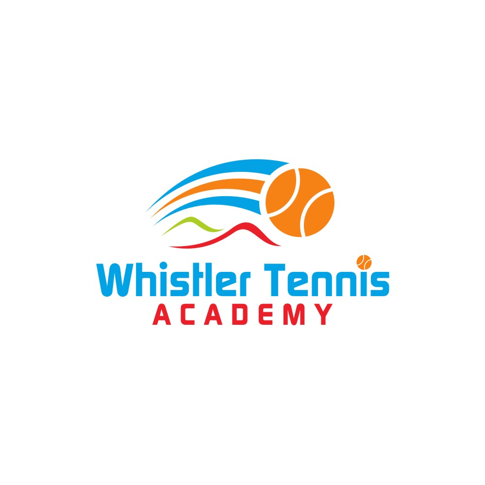 Logo Design by untung - Entry No. 48 in the Logo Design Contest Imaginative Logo Design for Whistler Tennis Academy.