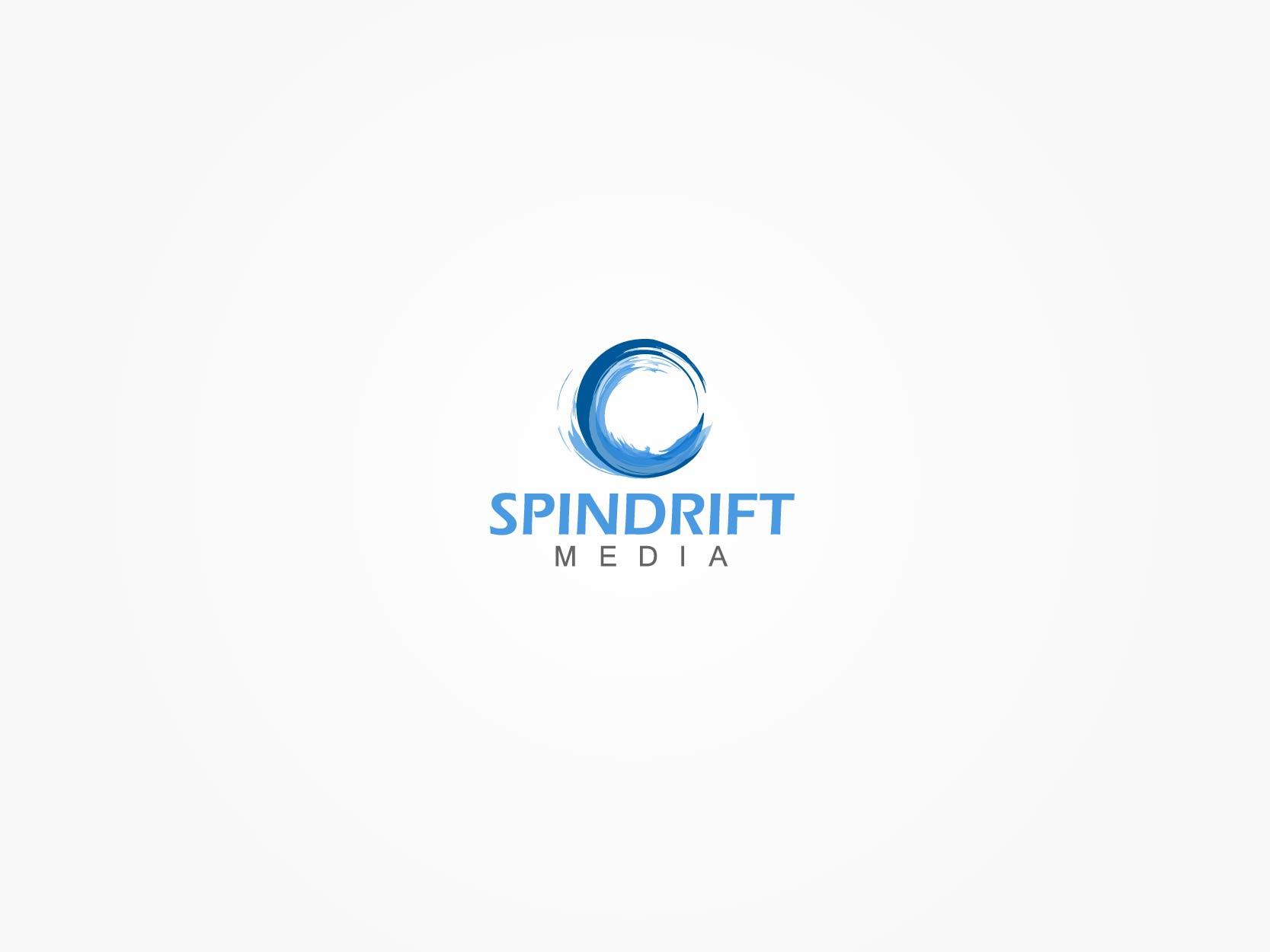 Logo Design by Osi Indra - Entry No. 73 in the Logo Design Contest Inspiring Logo Design for Spindrift Media.