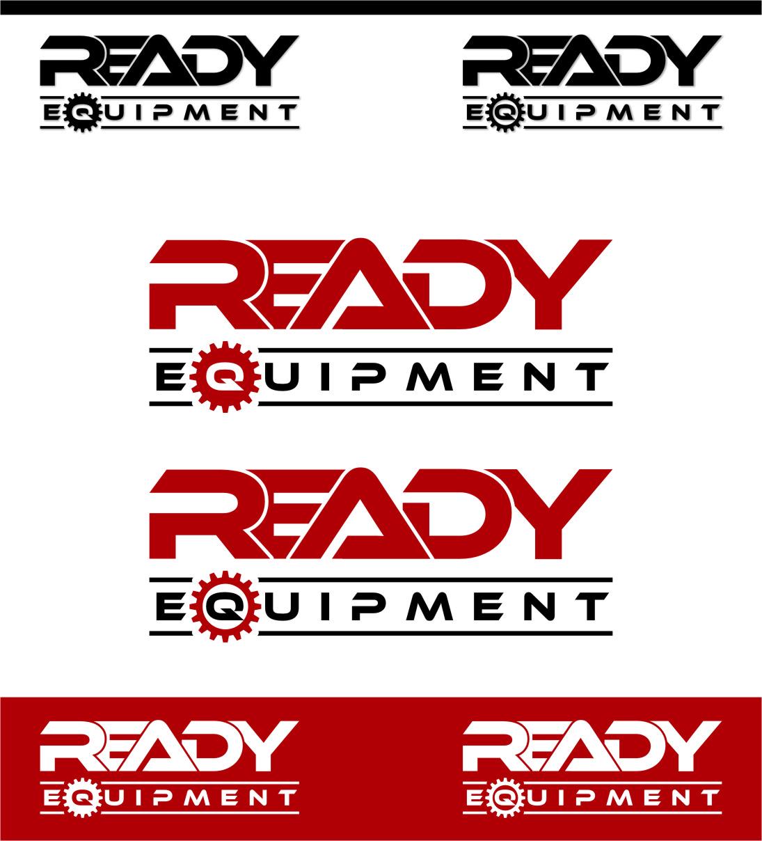 Logo Design by RasYa Muhammad Athaya - Entry No. 42 in the Logo Design Contest Ready Equipment  Logo Design.