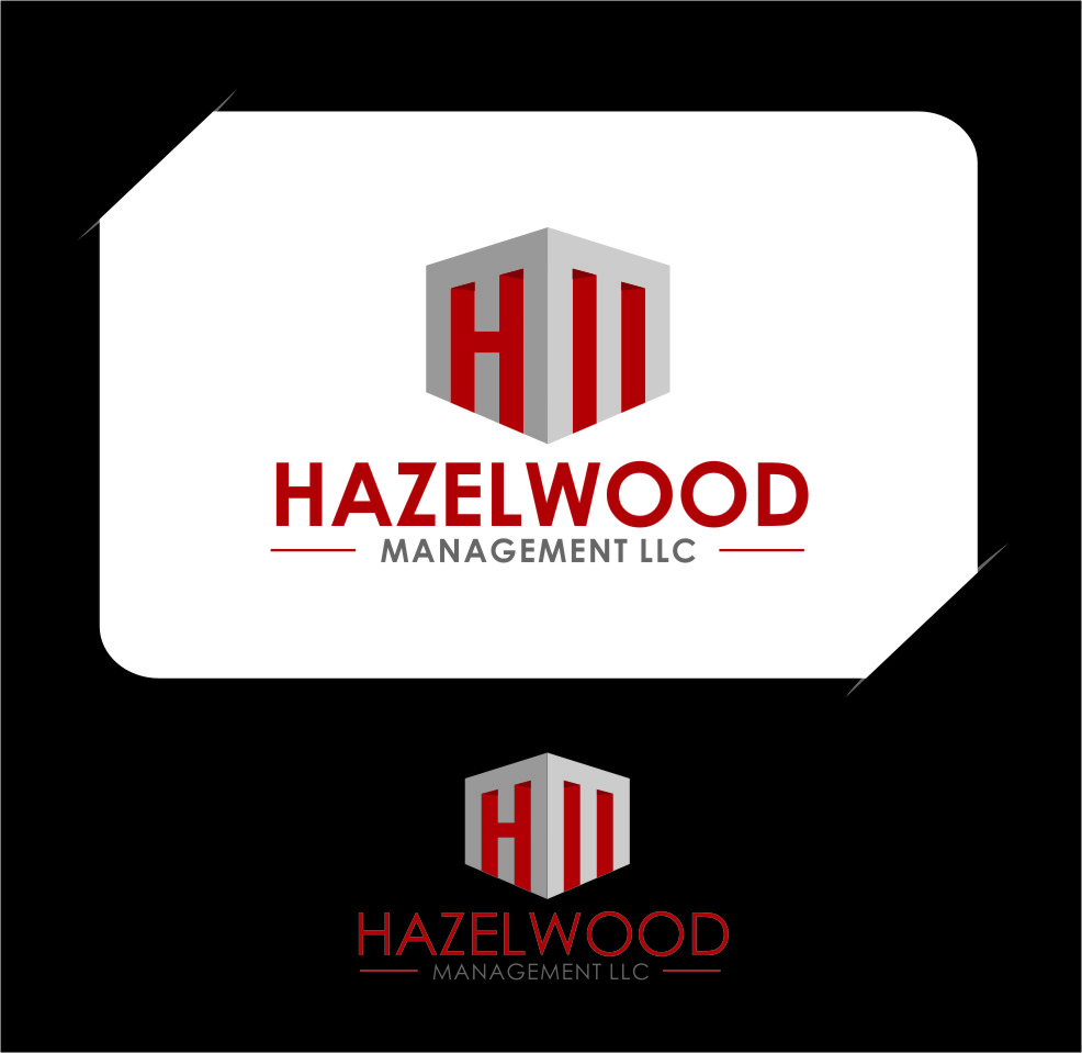 Logo Design by Ngepet_art - Entry No. 100 in the Logo Design Contest Hazelwood Management LLC Logo Design.