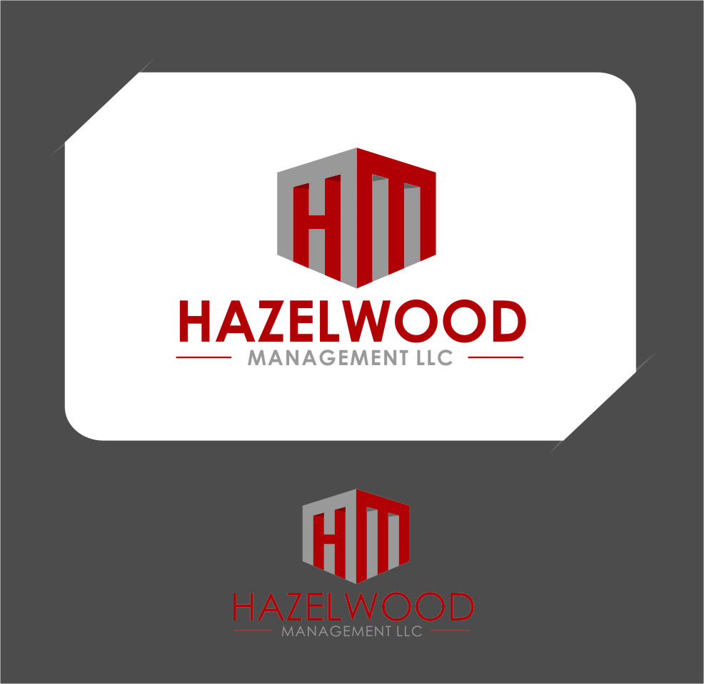 Logo Design by RasYa Muhammad Athaya - Entry No. 101 in the Logo Design Contest Hazelwood Management LLC Logo Design.