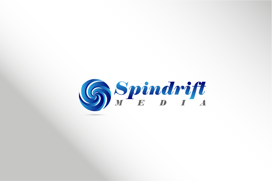 Logo Design by Private User - Entry No. 77 in the Logo Design Contest Inspiring Logo Design for Spindrift Media.