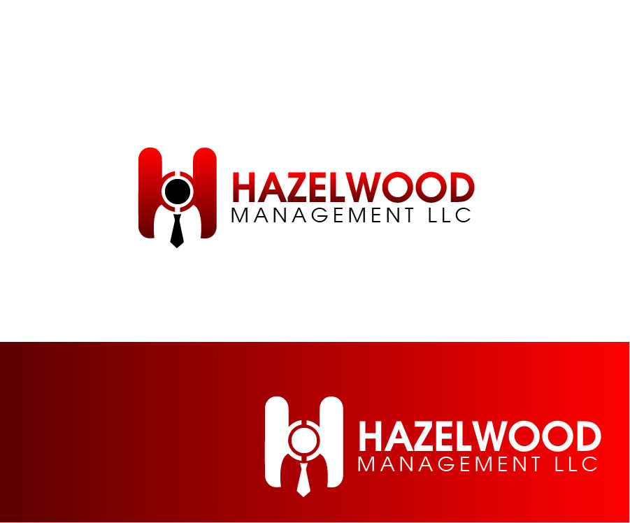 Logo Design by Private User - Entry No. 104 in the Logo Design Contest Hazelwood Management LLC Logo Design.