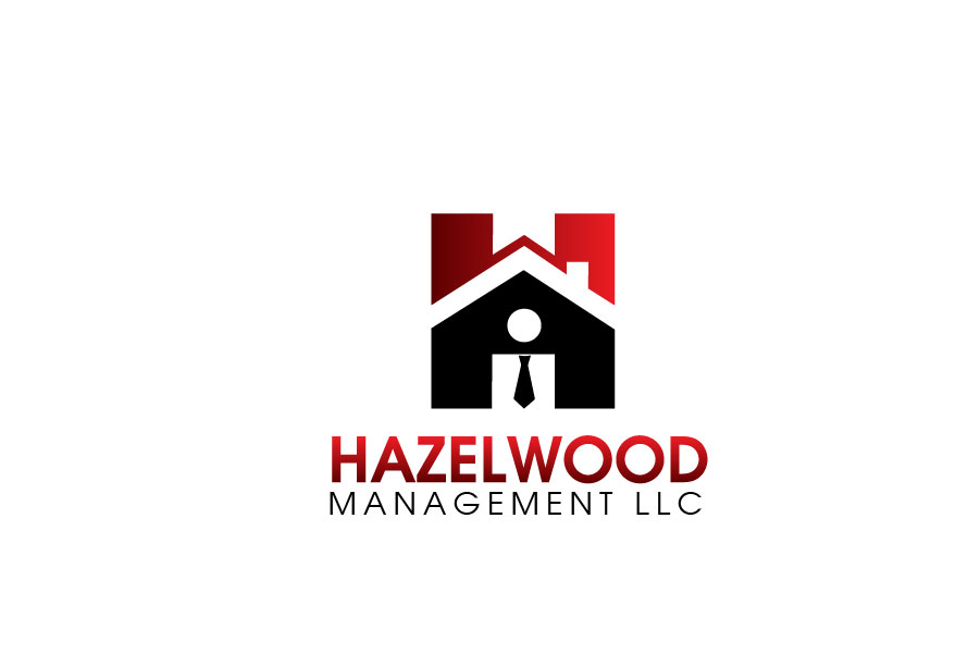 Logo Design by Private User - Entry No. 105 in the Logo Design Contest Hazelwood Management LLC Logo Design.