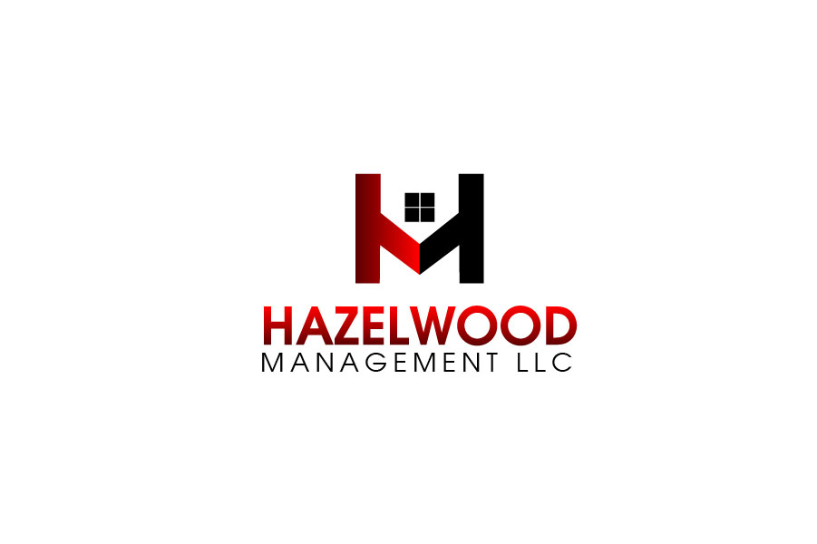 Logo Design by Private User - Entry No. 107 in the Logo Design Contest Hazelwood Management LLC Logo Design.