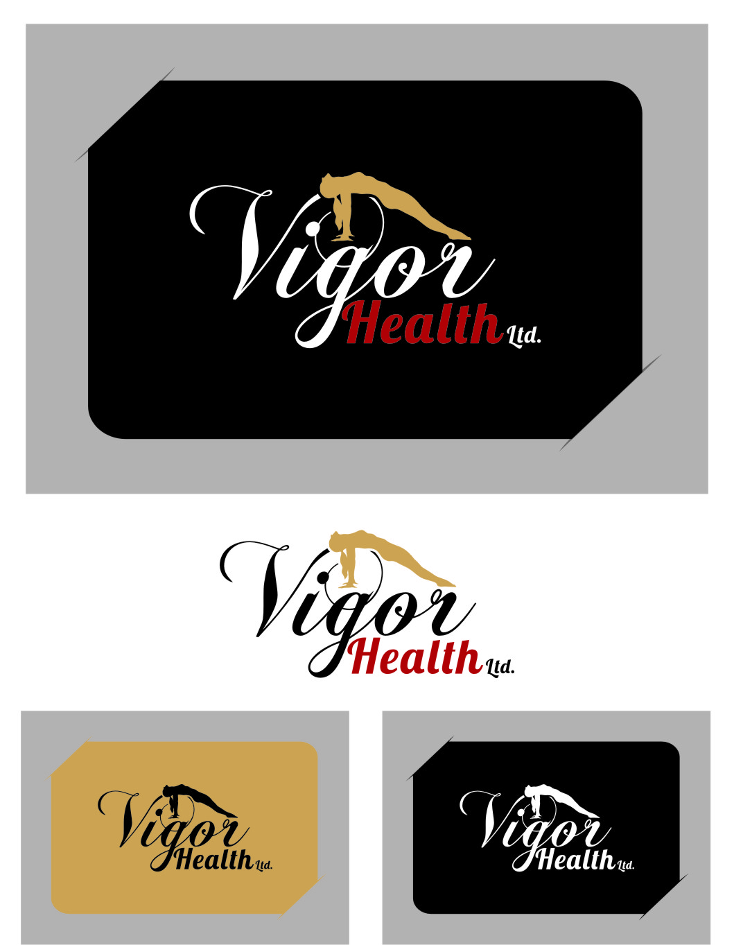 Custom Design by Ngepet_art - Entry No. 86 in the Custom Design Contest New Custom Design for Vigor Health Ltd..