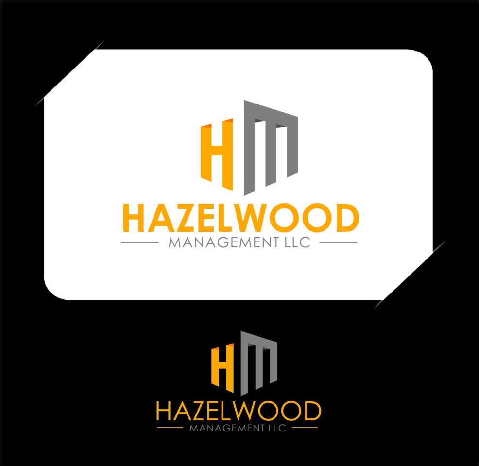 Logo Design by RasYa Muhammad Athaya - Entry No. 108 in the Logo Design Contest Hazelwood Management LLC Logo Design.