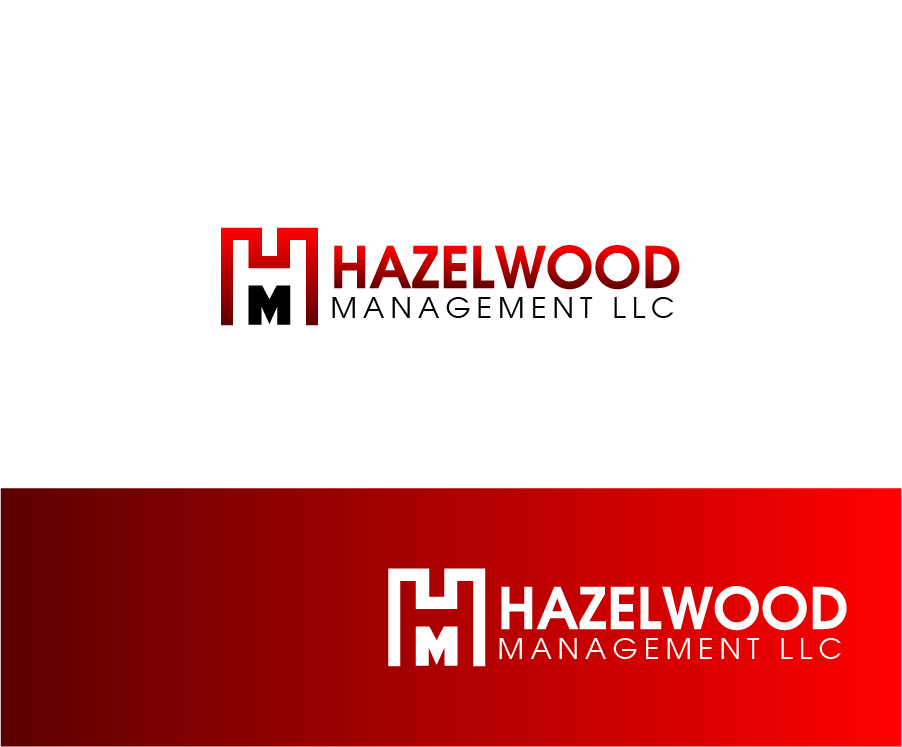 Logo Design by Private User - Entry No. 111 in the Logo Design Contest Hazelwood Management LLC Logo Design.