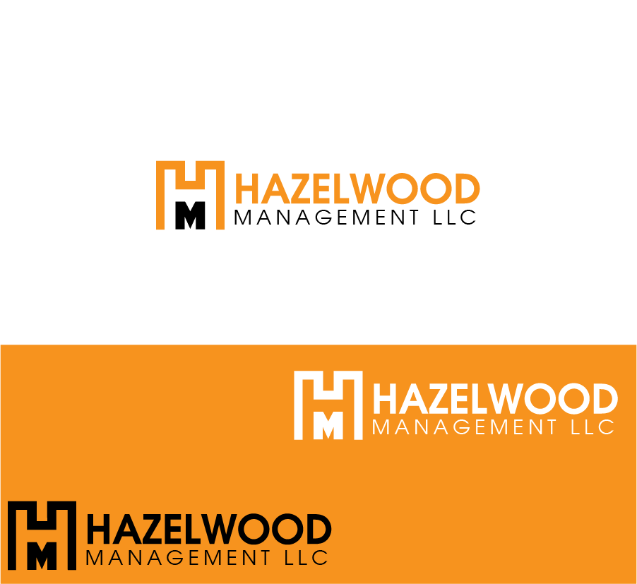 Logo Design by Private User - Entry No. 112 in the Logo Design Contest Hazelwood Management LLC Logo Design.