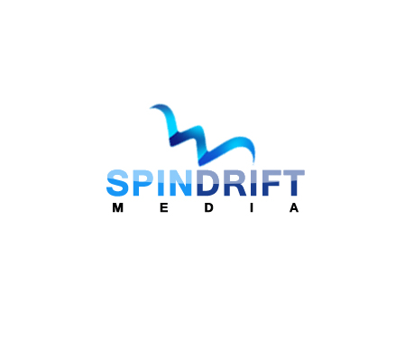 Logo Design by Crystal Desizns - Entry No. 89 in the Logo Design Contest Inspiring Logo Design for Spindrift Media.