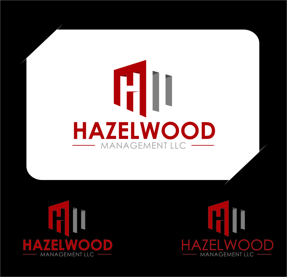 Logo Design by Ngepet_art - Entry No. 114 in the Logo Design Contest Hazelwood Management LLC Logo Design.