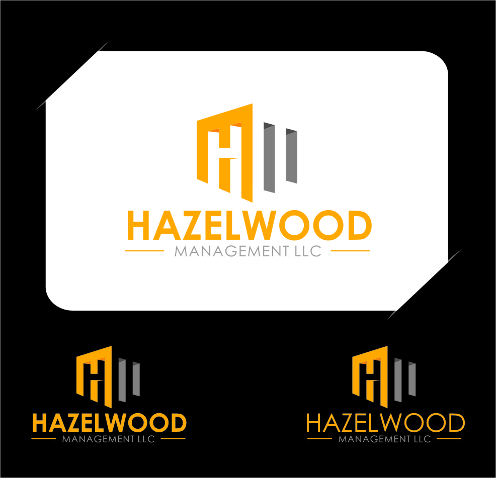Logo Design by Ngepet_art - Entry No. 115 in the Logo Design Contest Hazelwood Management LLC Logo Design.