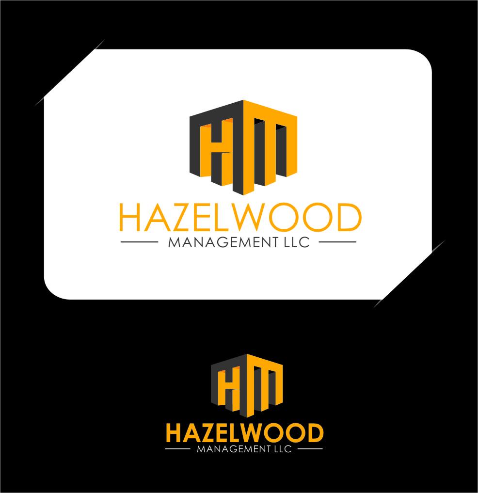 Logo Design by Ngepet_art - Entry No. 116 in the Logo Design Contest Hazelwood Management LLC Logo Design.