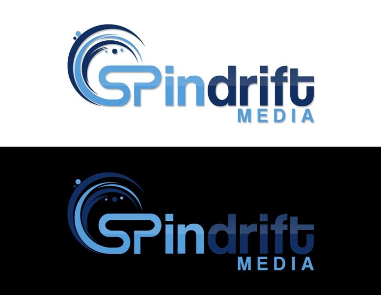 Logo Design by Juan_Kata - Entry No. 91 in the Logo Design Contest Inspiring Logo Design for Spindrift Media.