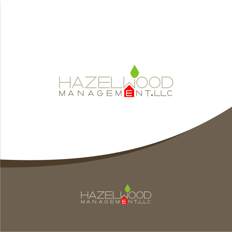 Logo Design by graphicleaf - Entry No. 117 in the Logo Design Contest Hazelwood Management LLC Logo Design.