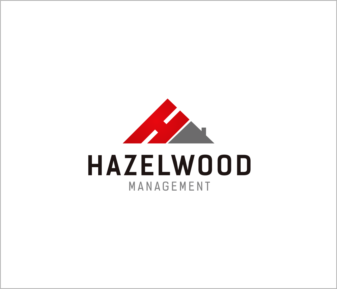 Logo Design by Armada Jamaluddin - Entry No. 119 in the Logo Design Contest Hazelwood Management LLC Logo Design.