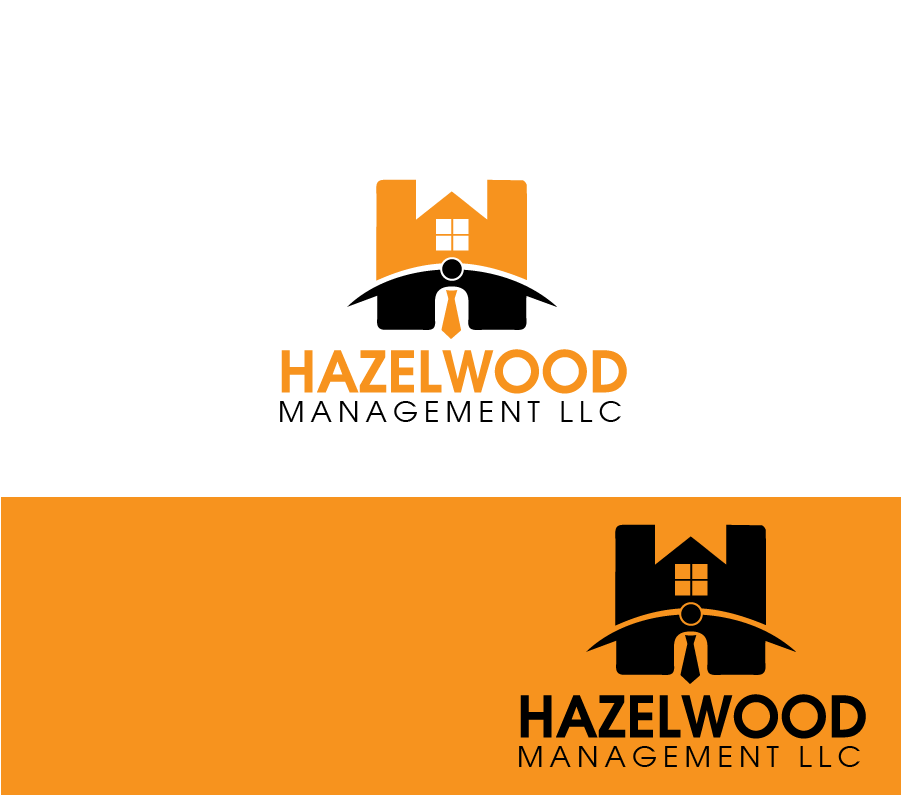 Logo Design by Private User - Entry No. 121 in the Logo Design Contest Hazelwood Management LLC Logo Design.
