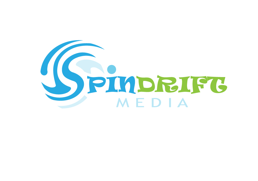 Logo Design by Amianan - Entry No. 94 in the Logo Design Contest Inspiring Logo Design for Spindrift Media.