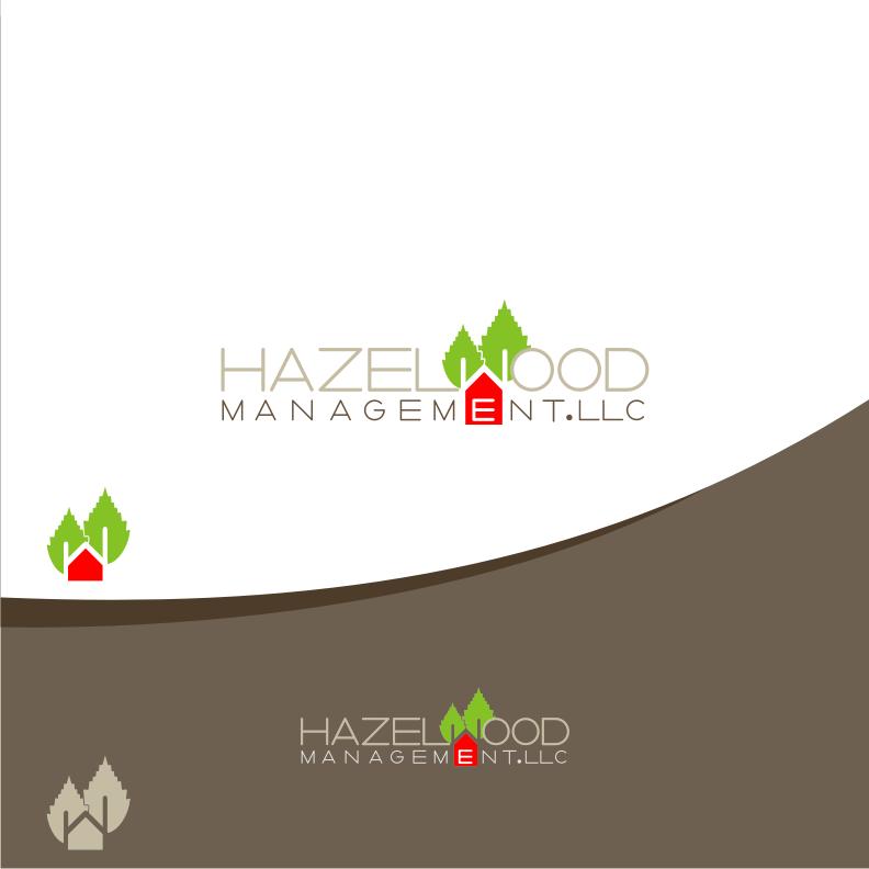 Logo Design by graphicleaf - Entry No. 122 in the Logo Design Contest Hazelwood Management LLC Logo Design.