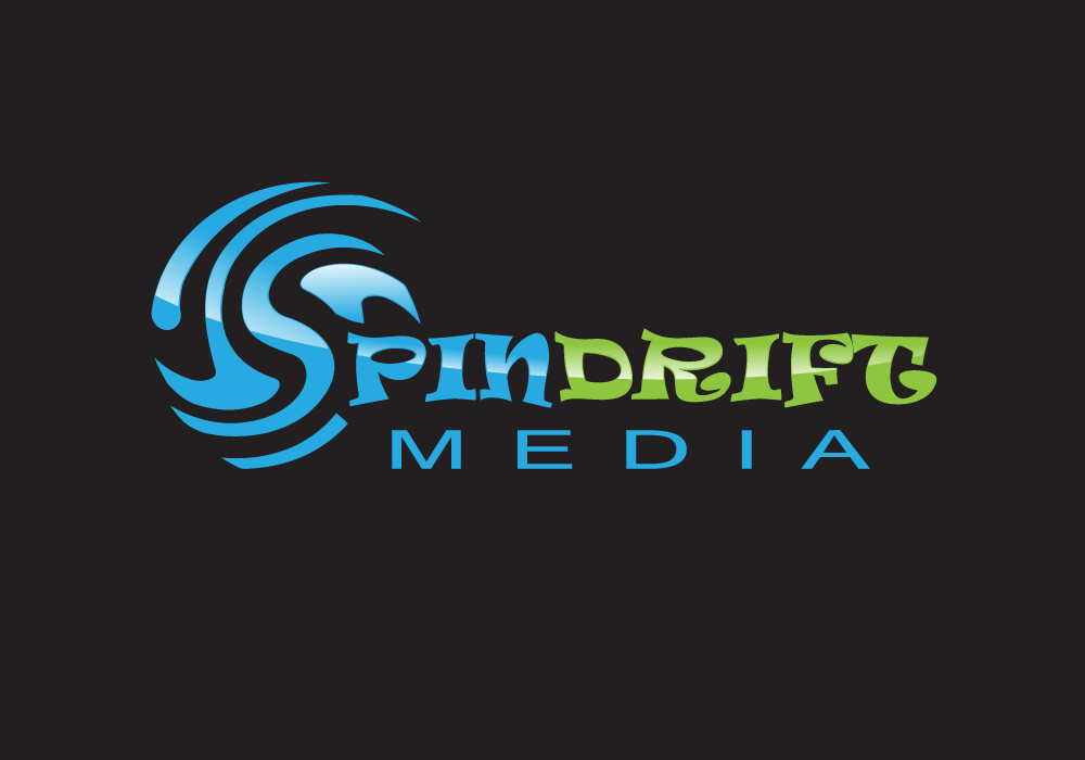 Logo Design by Amianan - Entry No. 95 in the Logo Design Contest Inspiring Logo Design for Spindrift Media.