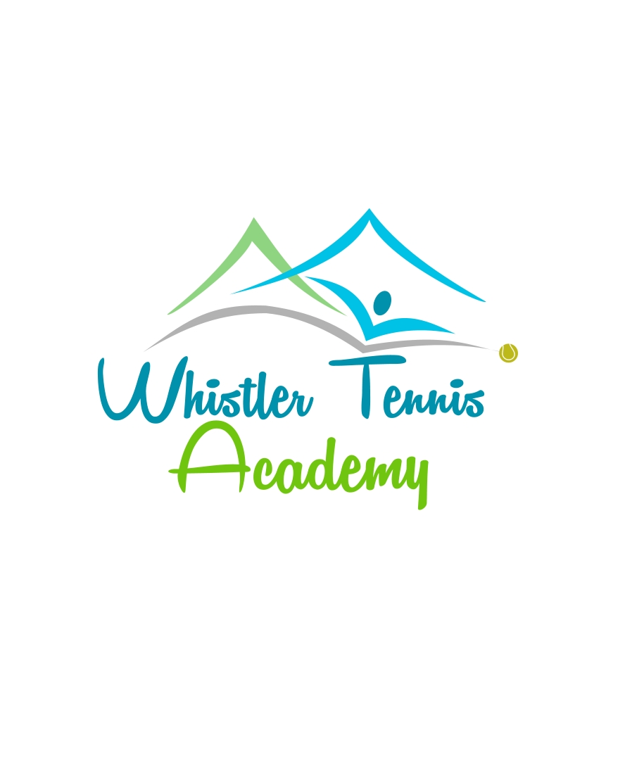 Logo Design by Private User - Entry No. 57 in the Logo Design Contest Imaginative Logo Design for Whistler Tennis Academy.