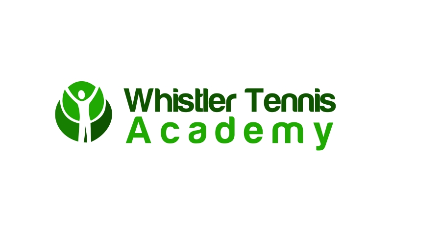 Logo Design by Private User - Entry No. 58 in the Logo Design Contest Imaginative Logo Design for Whistler Tennis Academy.