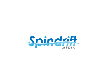 Logo Design by Private User - Entry No. 104 in the Logo Design Contest Inspiring Logo Design for Spindrift Media.