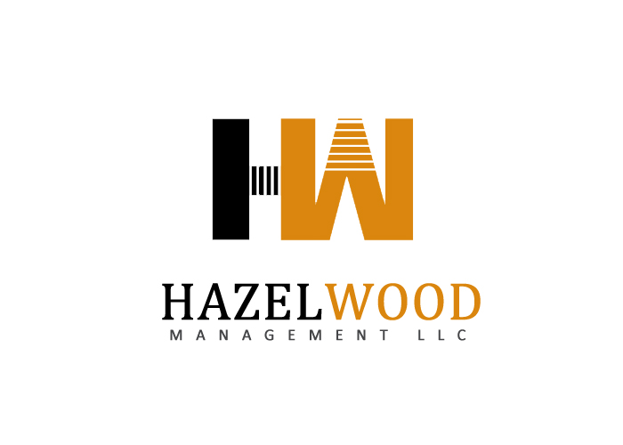 Logo Design by Crystal Desizns - Entry No. 126 in the Logo Design Contest Hazelwood Management LLC Logo Design.