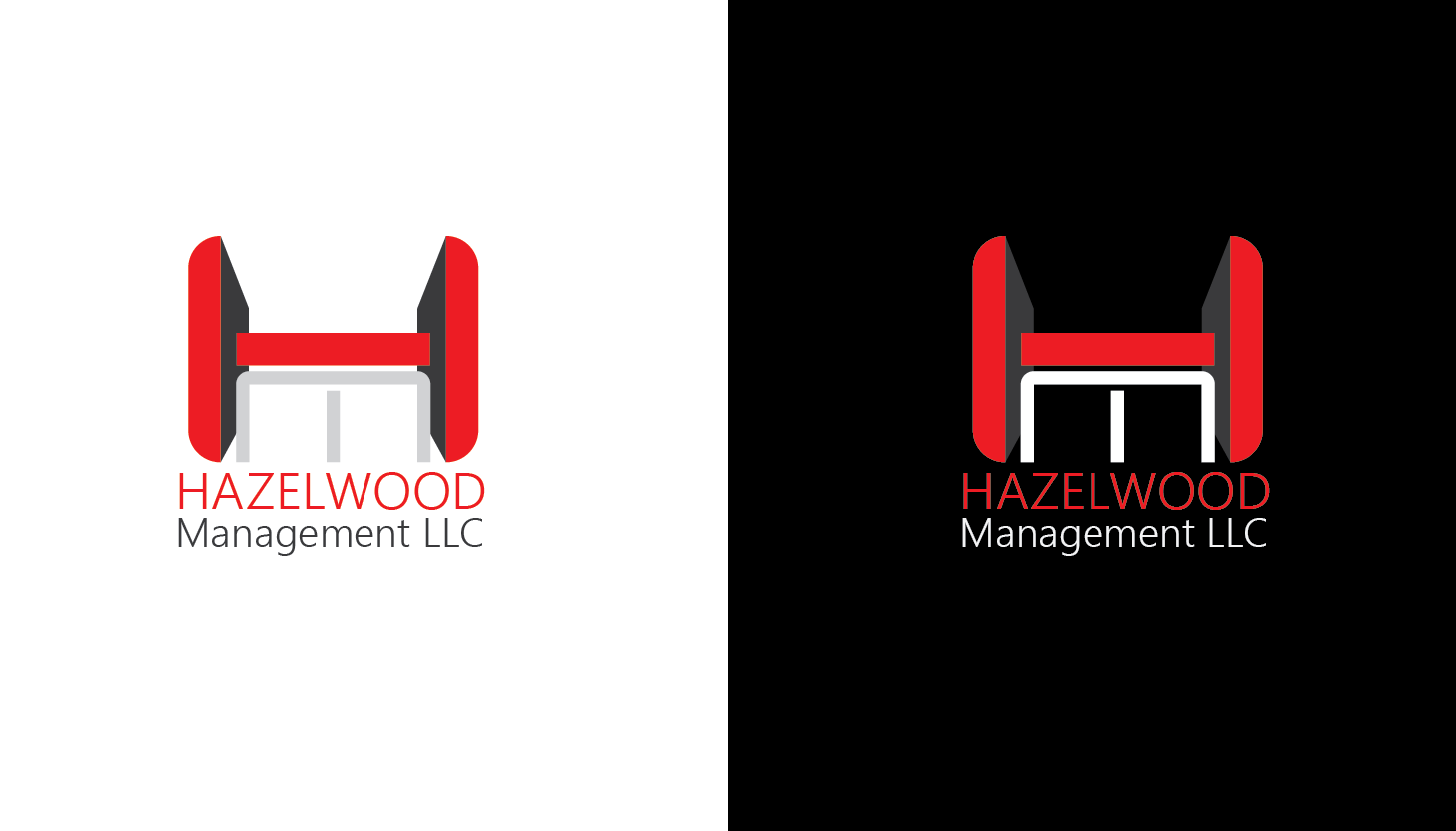 Logo Design by Private User - Entry No. 135 in the Logo Design Contest Hazelwood Management LLC Logo Design.
