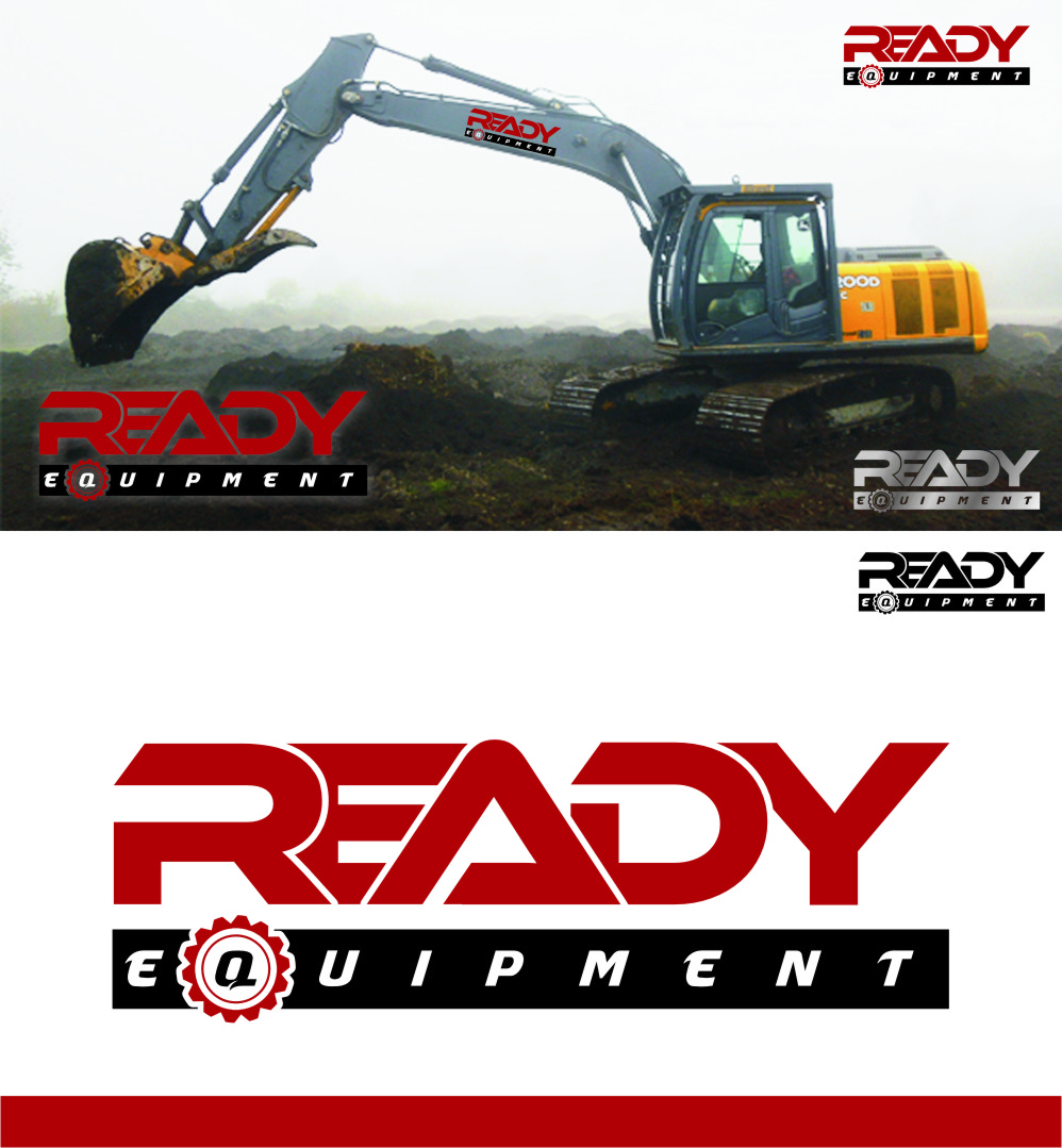 Logo Design by RasYa Muhammad Athaya - Entry No. 57 in the Logo Design Contest Ready Equipment  Logo Design.